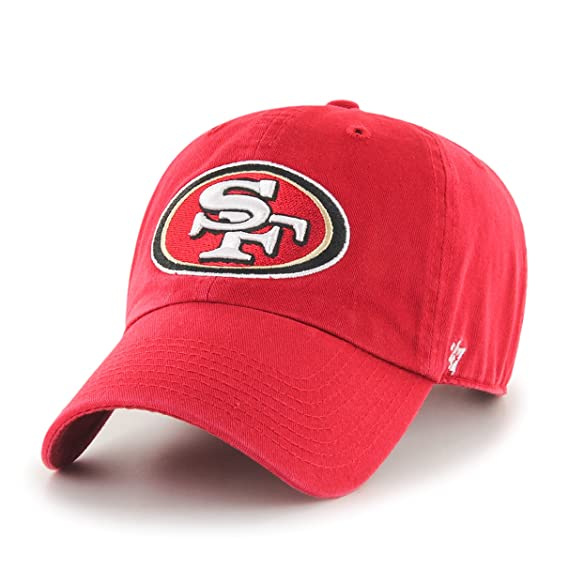 77c3dc95 NFL '47 Clean Up Adjustable Hat, One Size Fits All