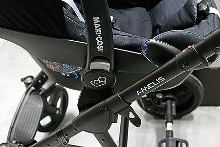 Maxi Cosi adaptador para algunos Cochecitos de bebé Nana ANEX Knorr delti qumes My Junior Ottis Springer accesorios universales: Amazon.es: Bebé