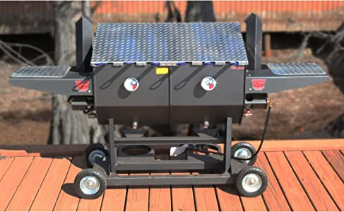 Amazon.com : R & V Works Cajun Fryer 17 Gallon Deep Fryer