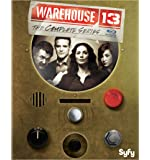 Warehouse 13: The Complete Series [Blu-ray]