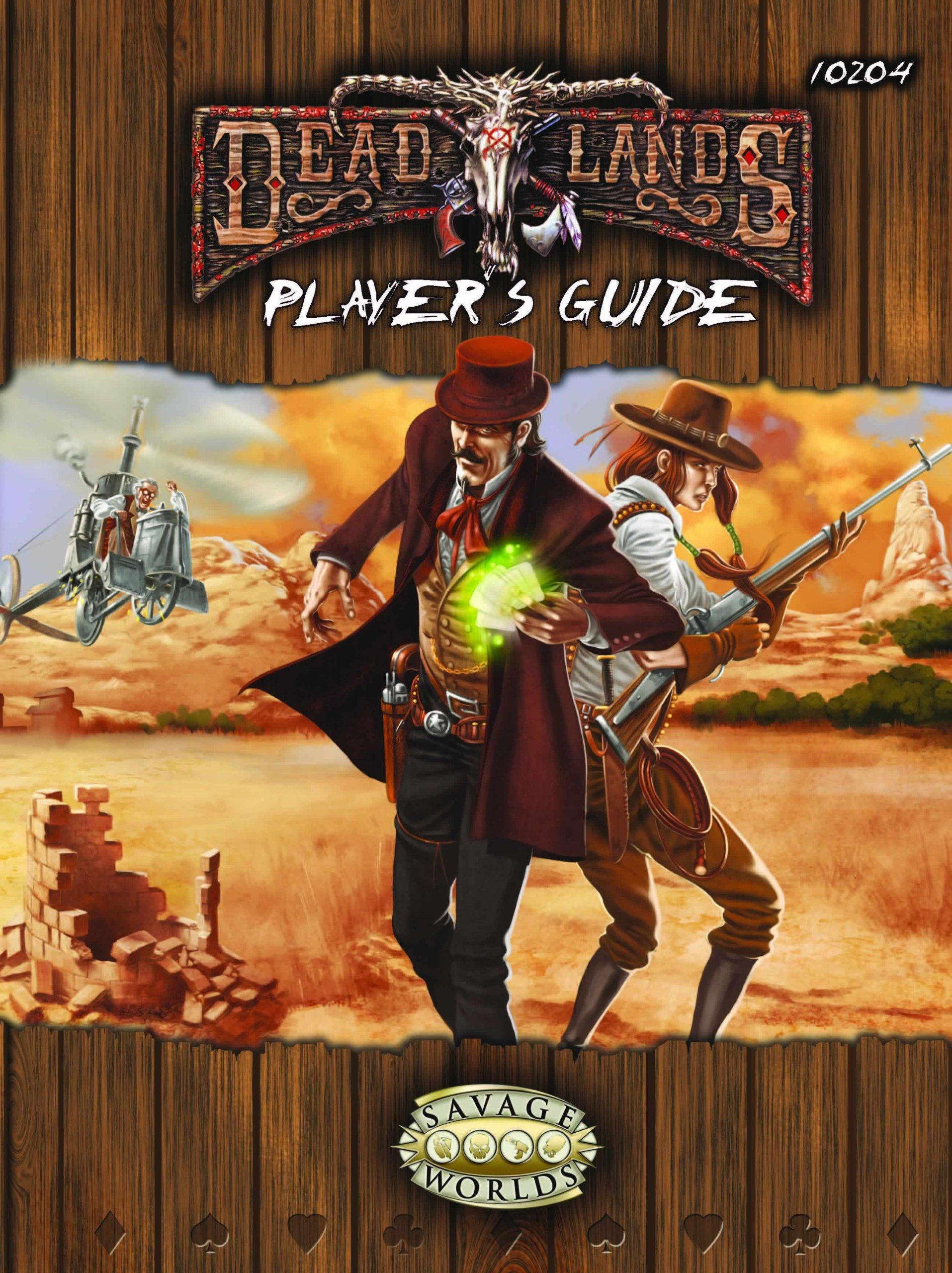 Deadlands Players Guide: Amazon.es: Hensley, Shane Lacy: Libros en ...