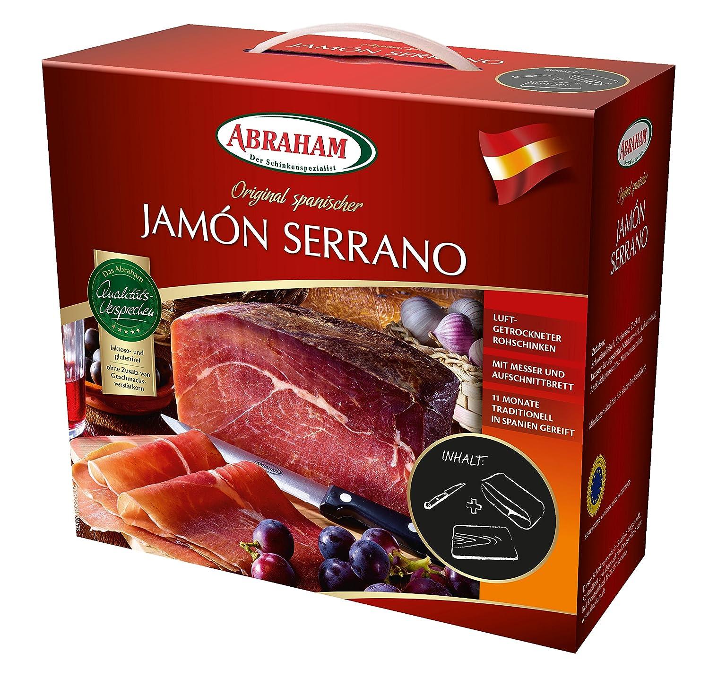 Abraham Jamón Serrano Schinken