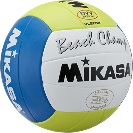 Mikasa balón de Volley playa Beach Champ VLS 200 Micro: Amazon.es ...