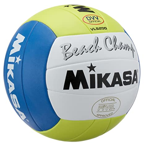 Mikasa balón de Volley playa Beach Champ VLS 200 Micro: Amazon.es ...