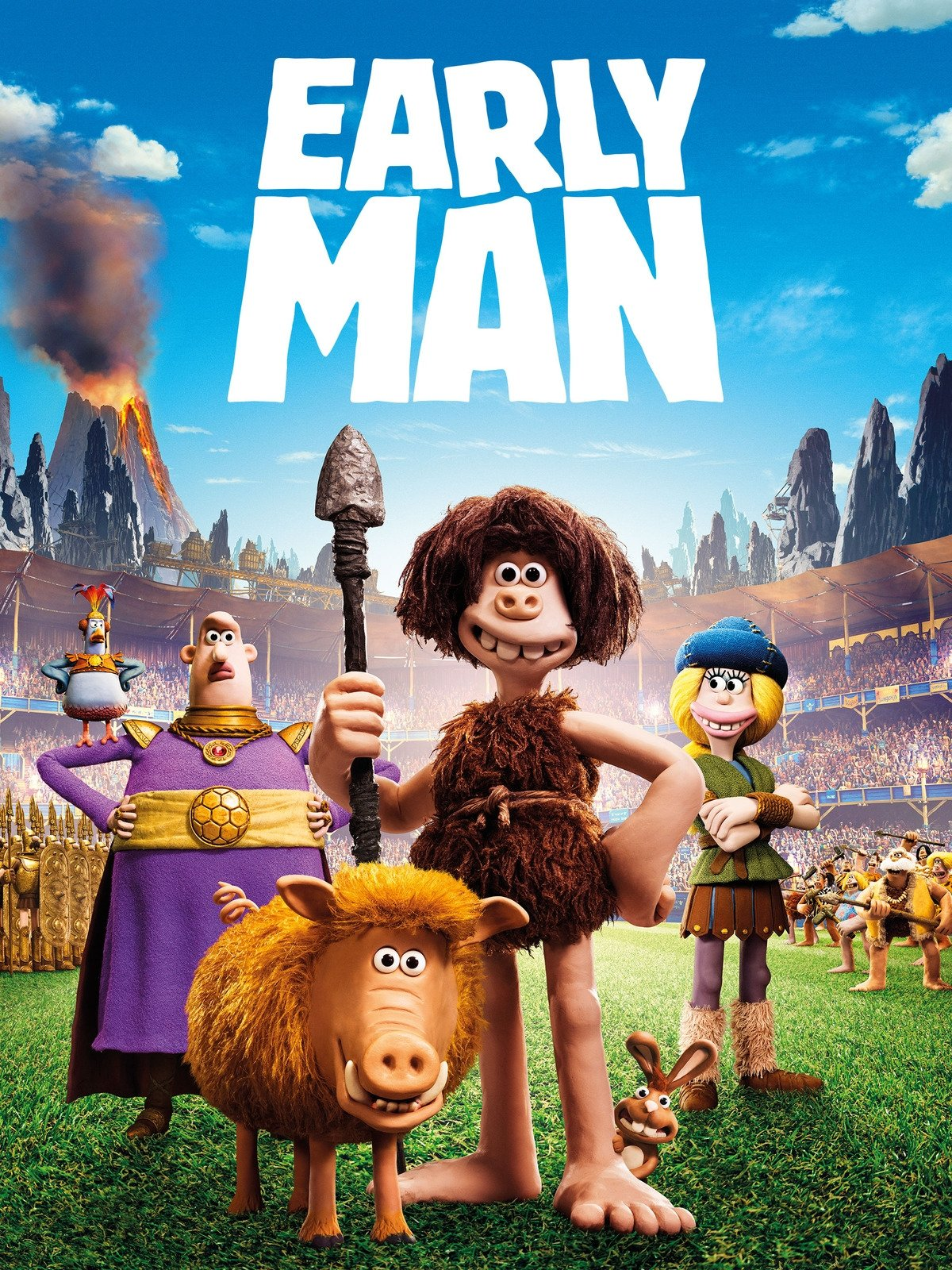 Early Man (4K UHD)