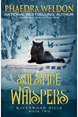 Solstice Whispers: A Paranormal Women's Fiction Novel (Ravenwood Hills Book 2) Kindle Edition