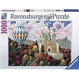 Ravensburger - 1000 Parça Puzzle Neuschwanstein (198573)