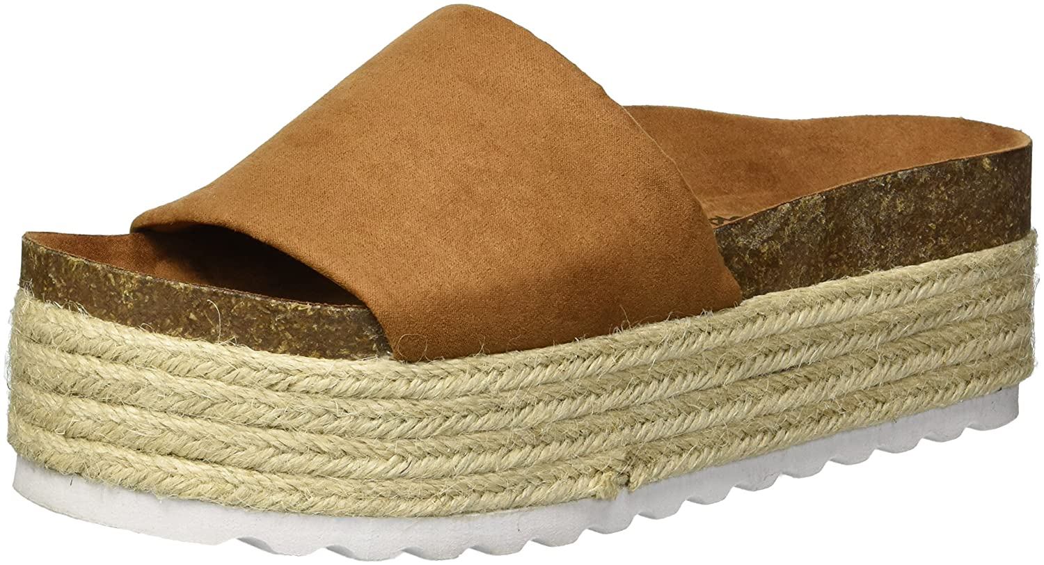 ef5d11fc9c7 Dirty Laundry Women s Pippa Espadrille Wedge Sandal - Casual Women s Shoes