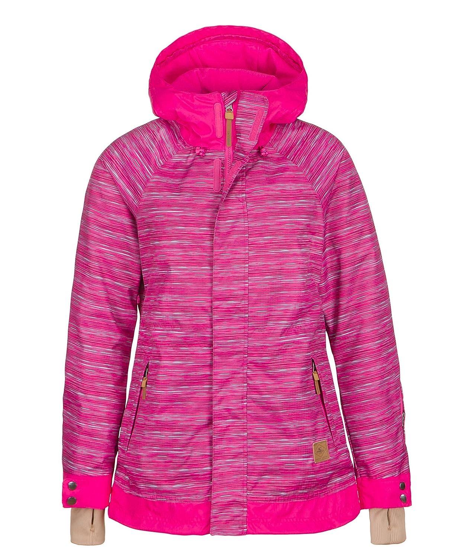 O'Neill Peridot PWFR Women's Snow Jacket, Womens, Snow Jacke PWFR Peridot  Jacket, Pink Aop, XL: Amazon.co.uk: Sports & Outdoors