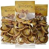Italian Donne Del Grano Mexican Hats (Sombreroni) Natural Colored Pasta, 8.8 Ounces, (Pack of 11)