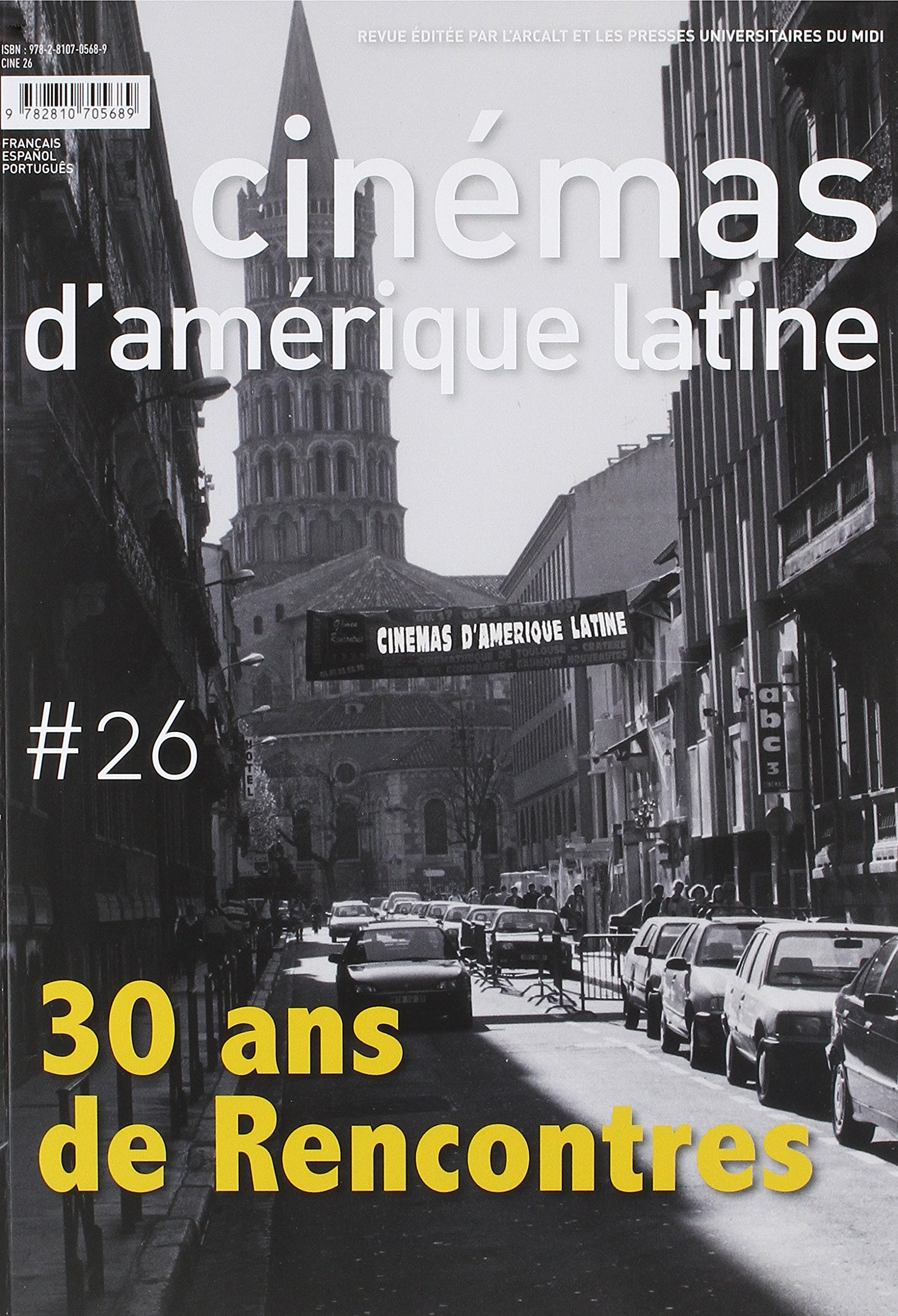 21èmes Rencontres des Cinémas d'Amérique Latine