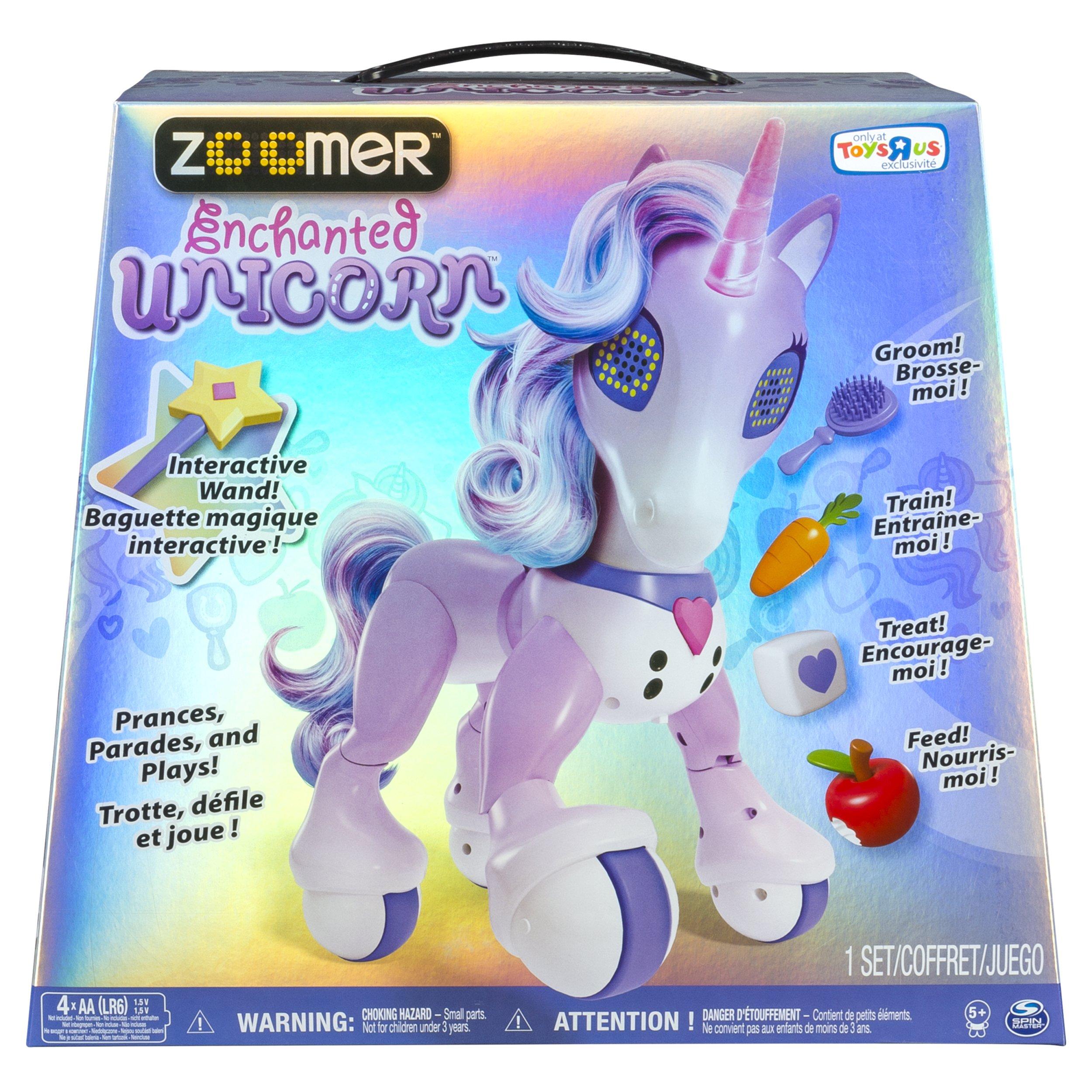 Zoomer 6040309 Enchanted Unicorn Toy by Zoomer (Image #5)
