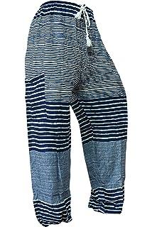 Pantalones Holgados con Cierre de Cuerda amplios Muchos DISEÑOS Ropa cómoda Informal Festival…