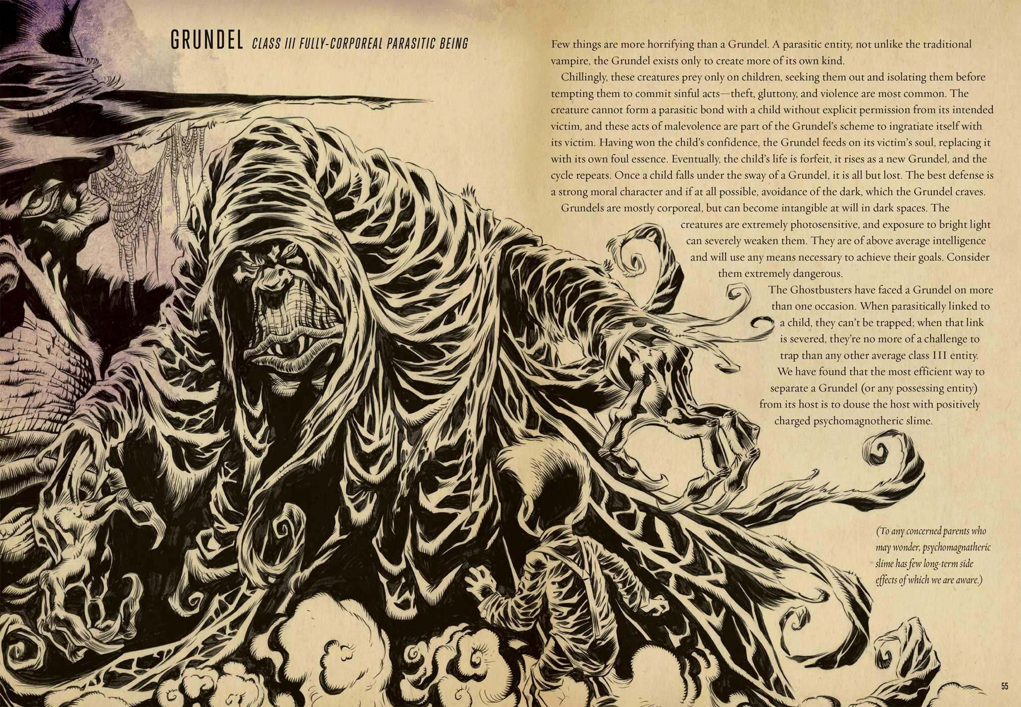 Tobin's Spirit Guide: Official Ghostbusters Edition: ERIK BURNHAM