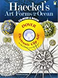 Haeckel's Art Forms from Nature: 608 Permission-Free