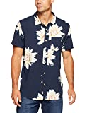 The Critical Slide Society Men's Moments SS Shirt, Navy