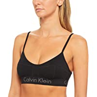 Calvin Klein Women's Body Thin Strap Unlined Bralette