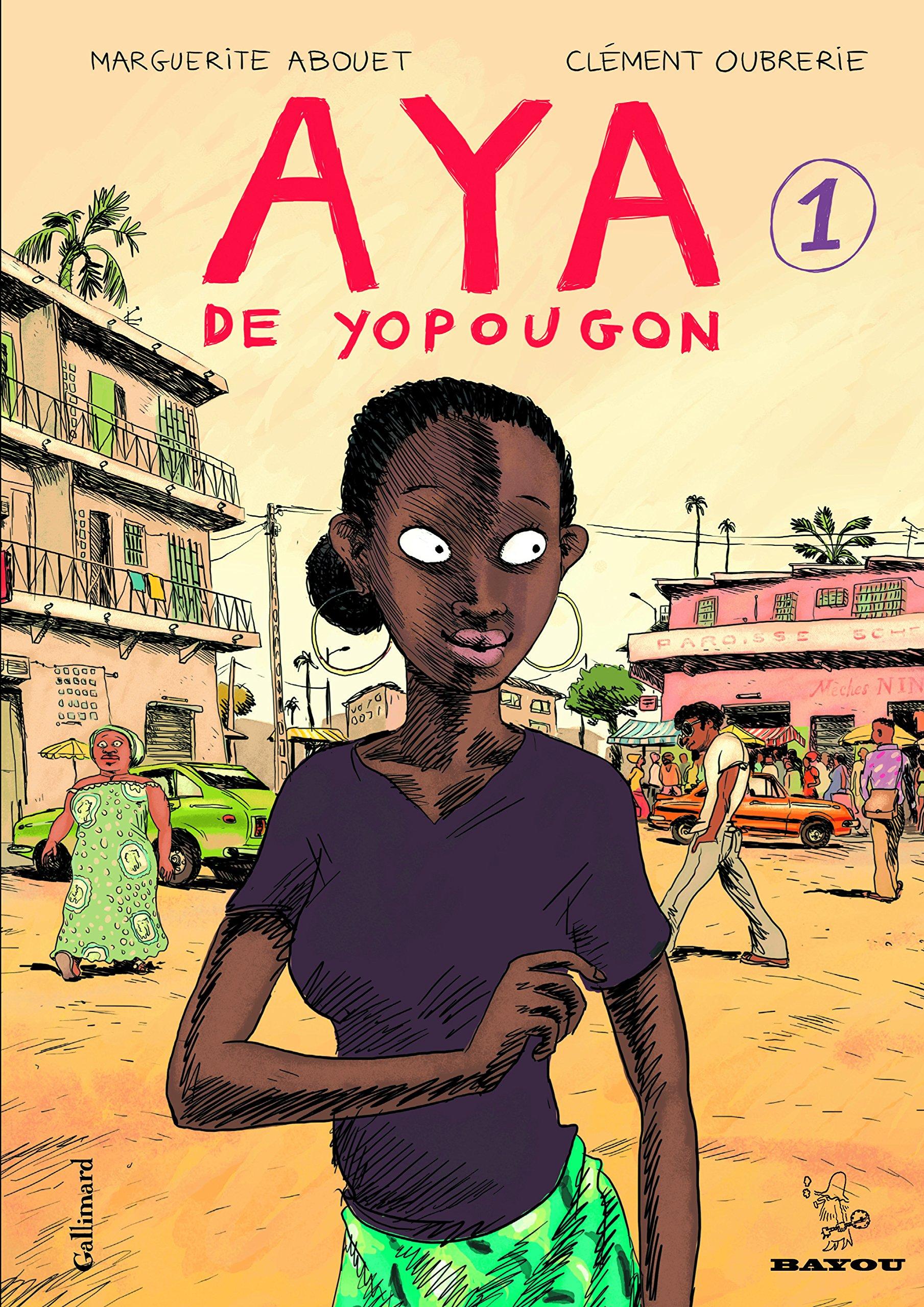 Aya, Tome 1 : Aya de Yopougon