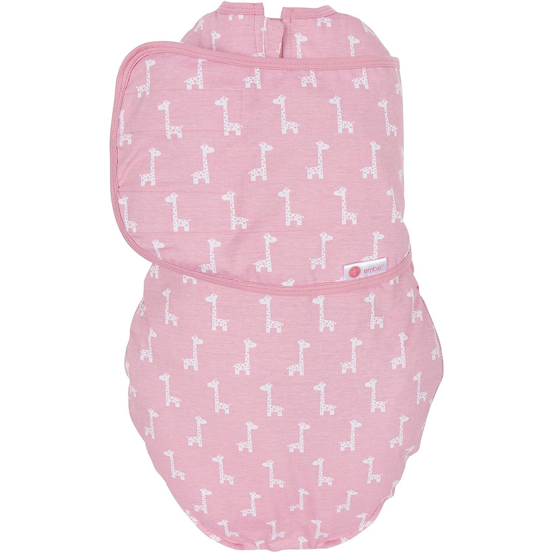 embe Manta de algodón de 2 vías para bebé (galardonada envoltura ...
