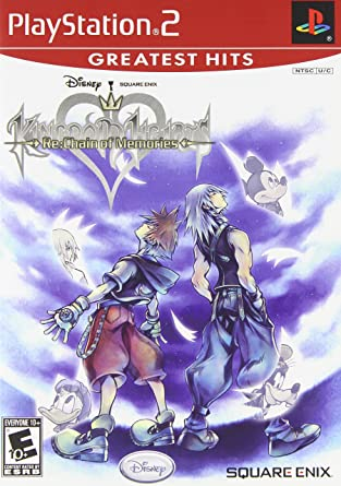Kingdom Hearts Re Chain Of Memories Game Ps2 Amazon Co Uk Pc
