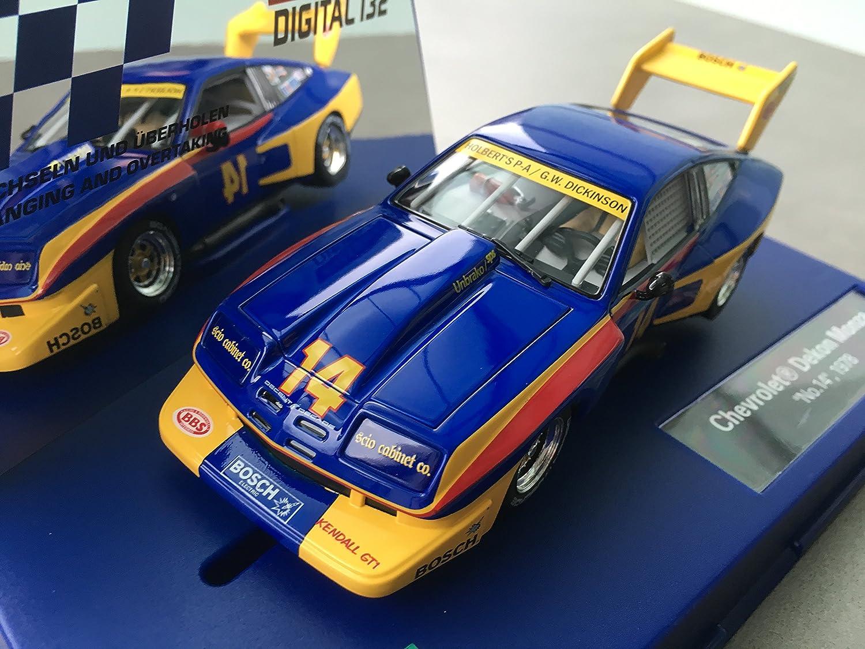 [カレラアメリカ]Carrera USA Carrera Chevrolet Dekon Monza No 14 1978by 30724 [並行輸入品] B015QCIAYO