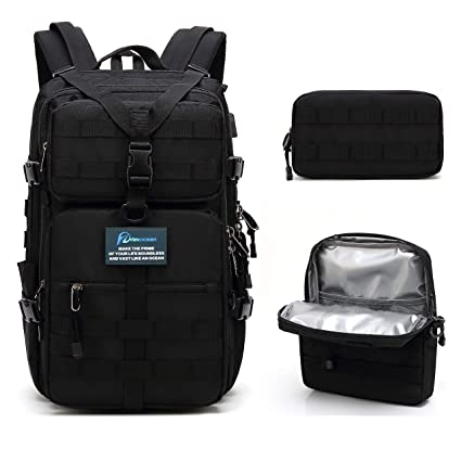 279b307ecf Amazon.com   PRIMOCEAN Backpack 40L-50L