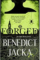 Forged: An Alex Verus Novel from the New Master of Magical London Kindle Edition