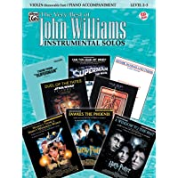The Very Best of John Williams for Strings: Violin / Piano Accompaniment (incl. CD)