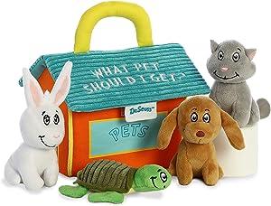 "Aurora - Dr Seuss - 8"" What Pet Should I Get Gift Set"