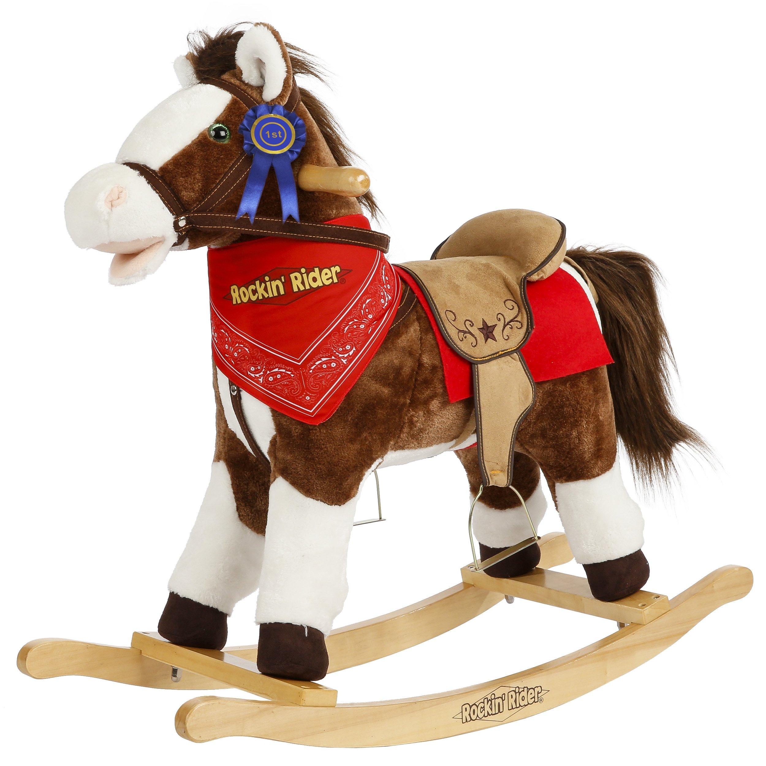Rockin' Rider Laredo Rocking Horse Ride On