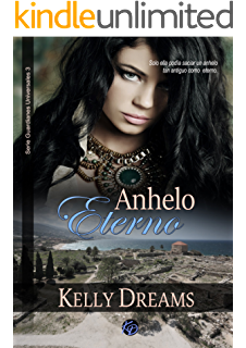 Anhelo Eterno (Guardianes 5) (Spanish Edition)