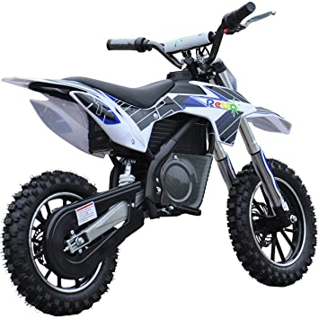 Rebo YZ 500E Electric Dirt Bike Mini Moto ATV 36v Motorbike - 4