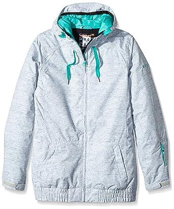Roxy Snowboardjacke Valley Hoodie Jacket - Chaqueta de esquí ...