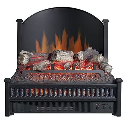 Amazon pleasant hearth electric insert with heater home kitchen pleasant hearth electric insert with heater teraionfo
