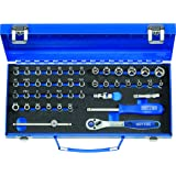 Heytec Heyco 50829301683 - Juego de herramientas (tamaño: 1/4pulgadas, pack de 45)