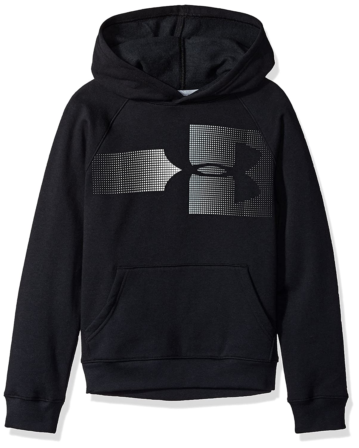 Under Armour Boys' Rival Logo Hoody Warm-up Top 1318220