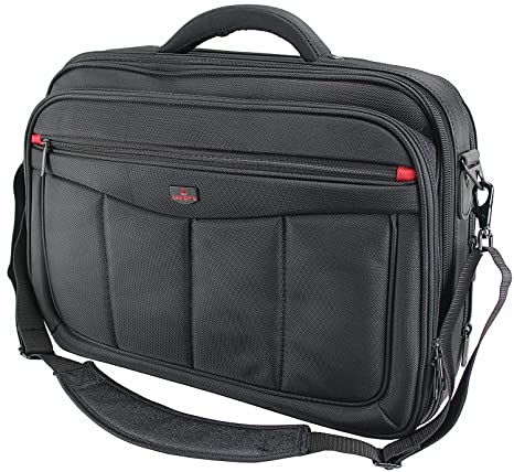 XL Funda para laptop/ordenador portátil de hasta 15, 17, 19 pulgadas Messenger