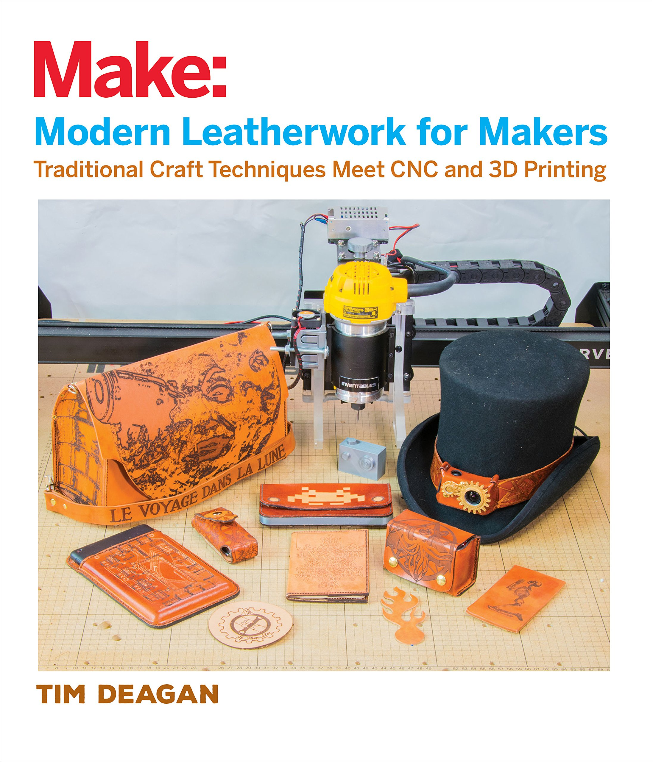 45a27654d314e Amazon.com: Modern Leatherwork for Makers: Traditional Craft ...