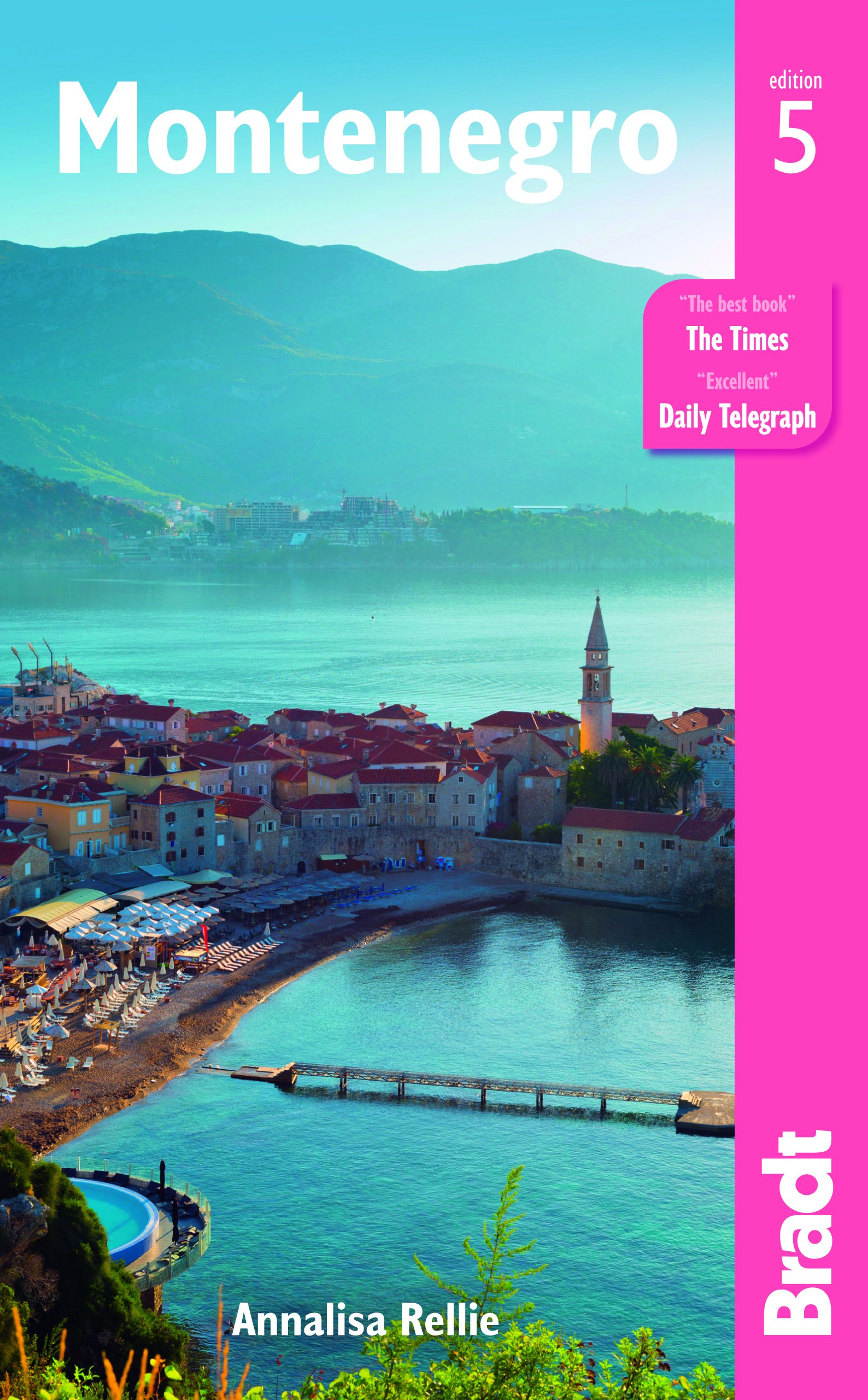 Montenegro (Bradt Travel Guide)