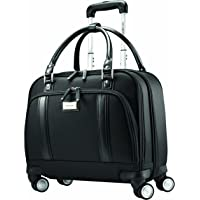 Samsonite Women's Spinner Mobile Office, Black (Black) - 57475-1041