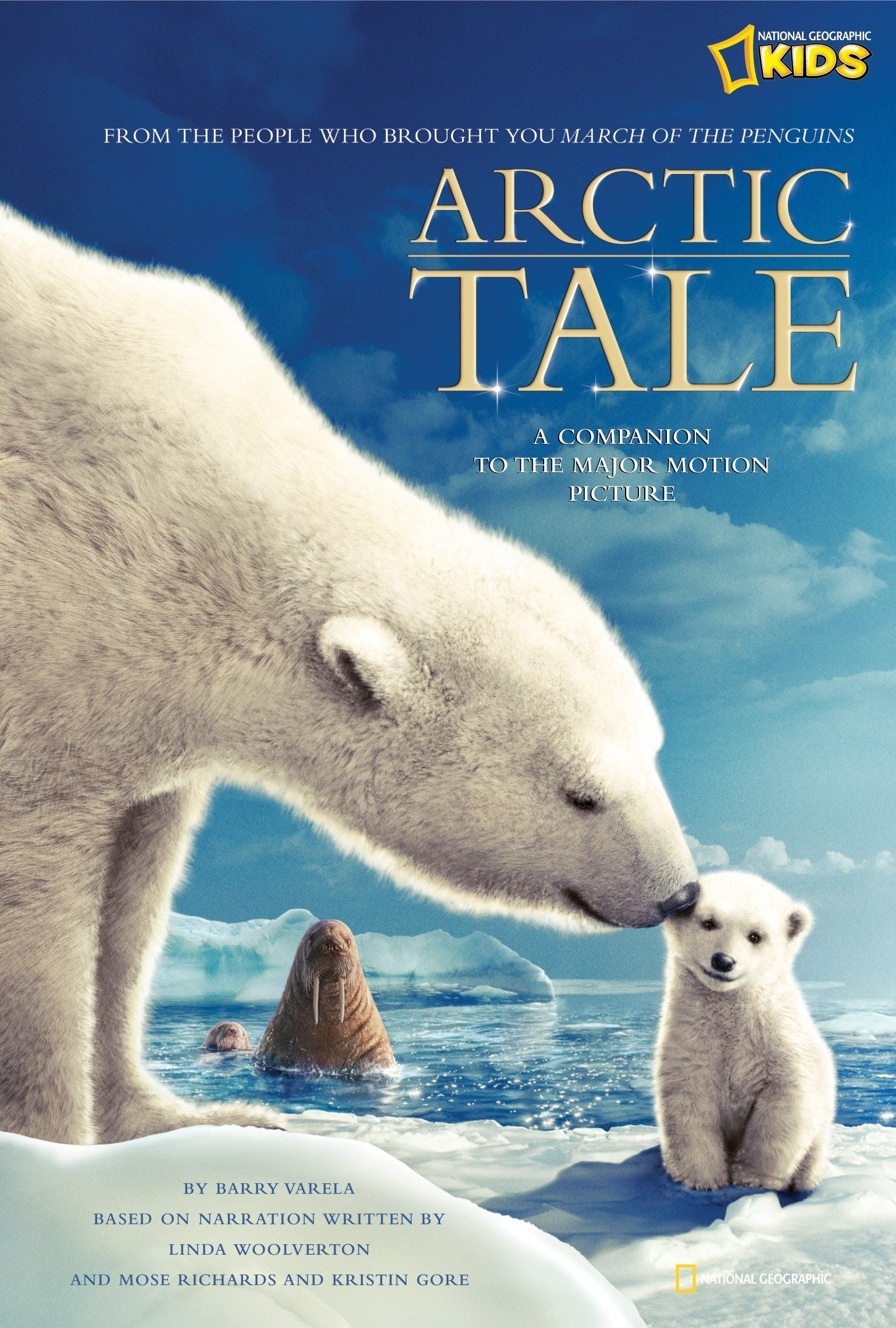 Arctic Tale Junior Novelization