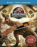 Jurassic Park Trilogy - 2018 Resleeve (3 Blu-Ray) [Edizione: Regno Unito]
