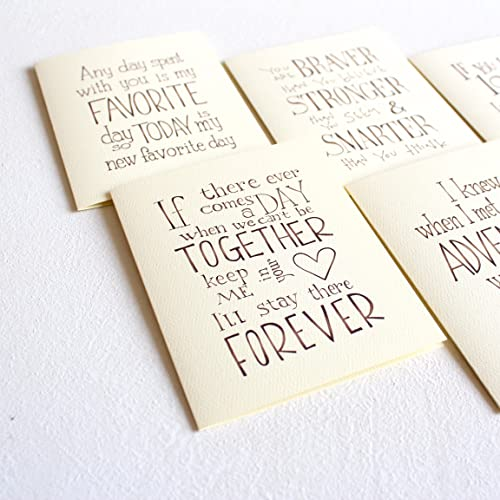 Amazon set of six winnie the pooh quotes handmade greeting set of six winnie the pooh quotes handmade greeting cards with a2 kraft envelopes m4hsunfo