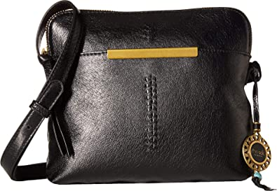 369f237dd020 The Sak Women s Encina Crossbody Camera Bag by the Sak Collective Black  Onyx Craft One Size