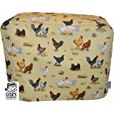 Cozycoverup® Dust Cover for Kenwood Food Mixer in Kitchen Hens (MultiOne)