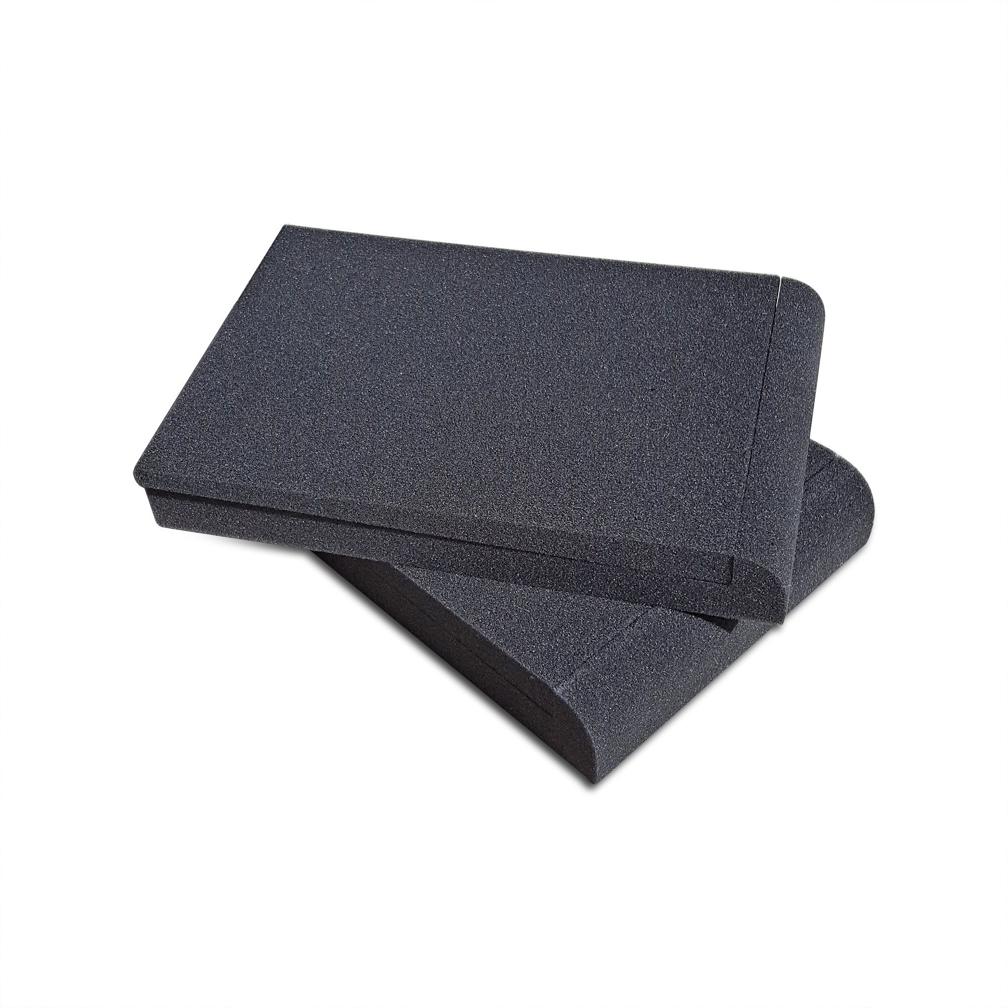 Studio Solutions High Density Studio Monitor Isolation Pads Pair For 8 Inch Monitors
