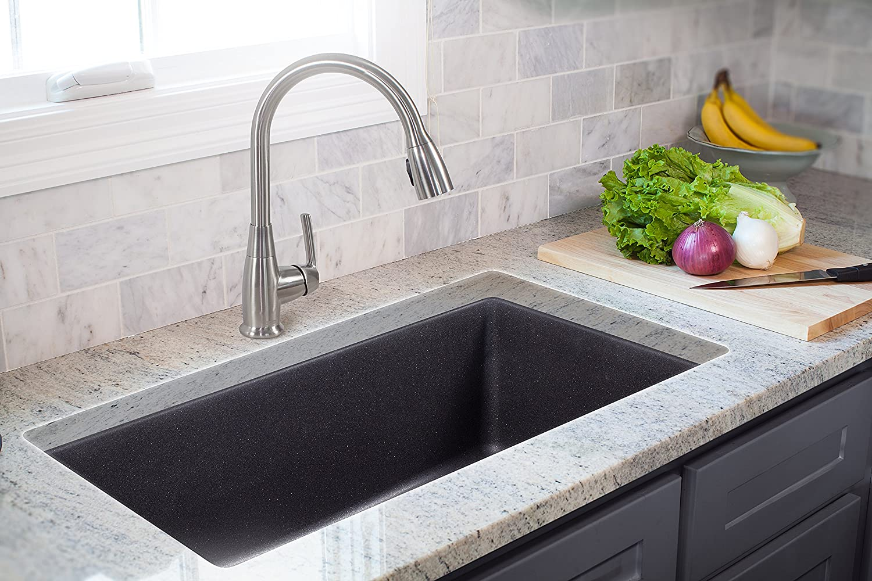 Franke DIG61091-GRA Sink, Large, Graphite