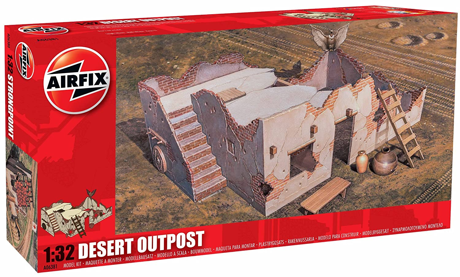 Airfix A06380 Strongpoint in 1:32