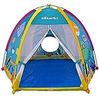 NARMAY Play Tent Ocean World Dome Tent for Kids Indoor / Outdoor Joy - 70 x 70 x...