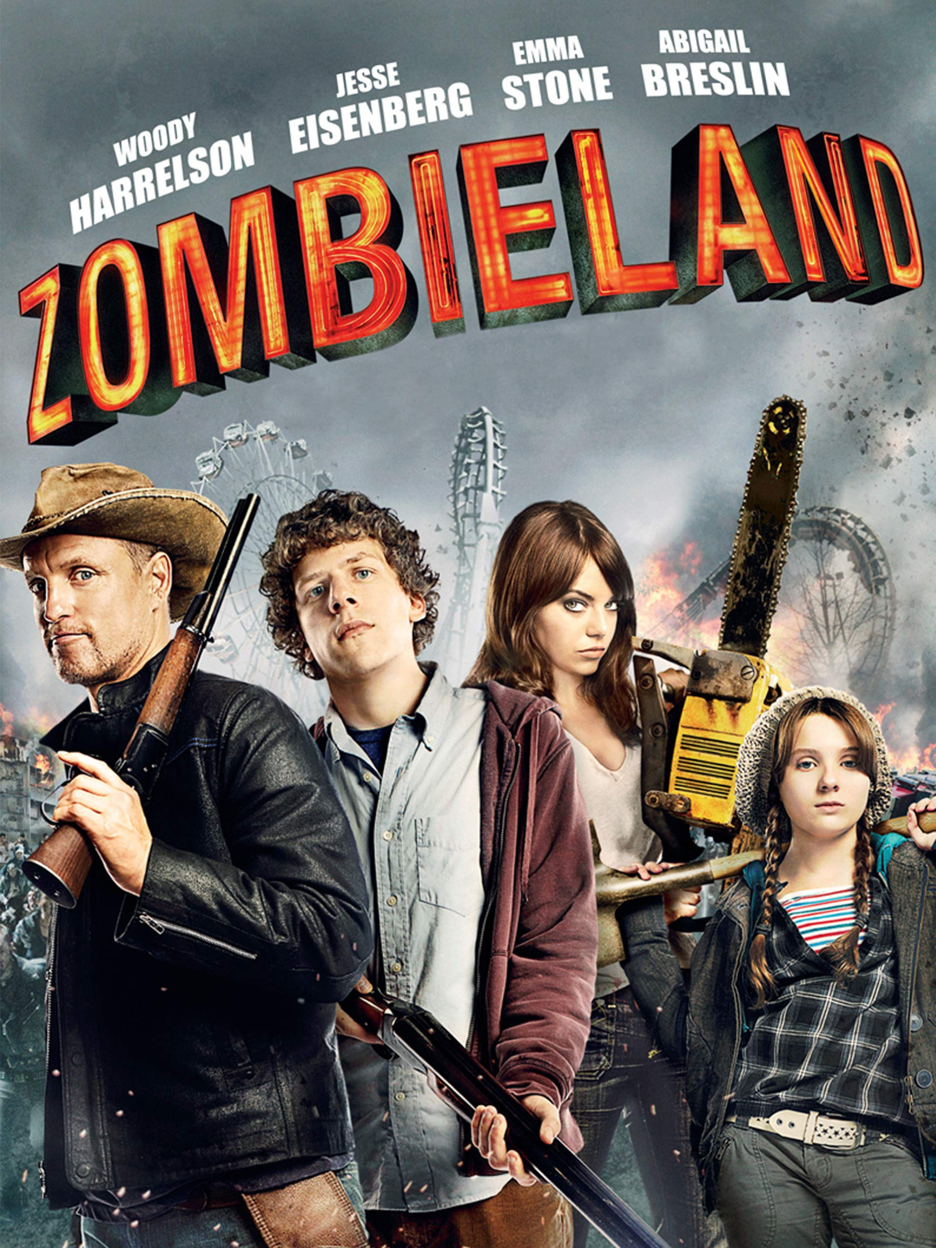 Zombieland on Amazon Prime Video UK